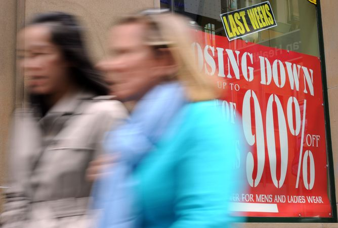 5 Coming Crises In The Retail Market
